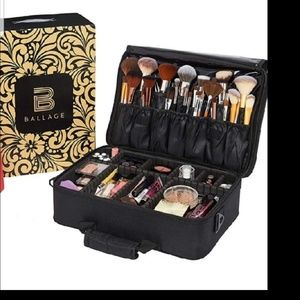 New in bow Ballage Professional makeup case